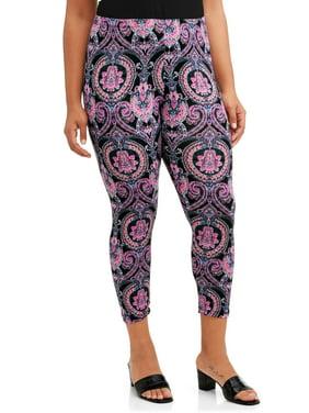 dc2916889e1e3 Product Image Women's Plus Size Printed Legging