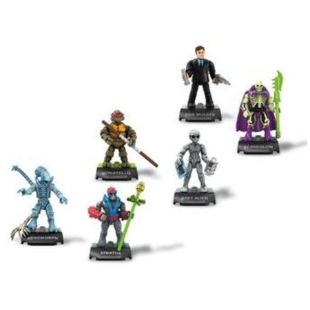 Mega Construx Heroes Assortment Parent