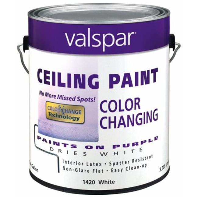 Best Brand Of Interior Paint: Valspar Brand Ultra Premium Interior Latex Ceiling Paint