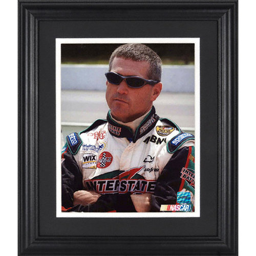 Bobby Labonte Framed Unsigned 8x10 Photograph