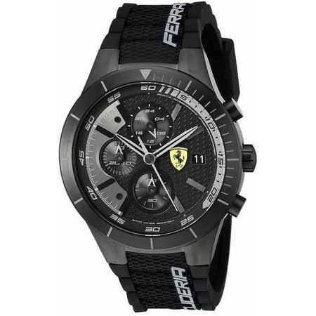 Ferrari Scuderia Redrav Chronograph Mens Watch 0830262