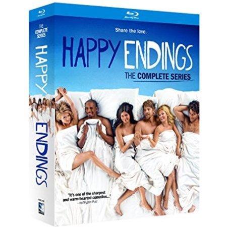 Happy Endings: The Complete Series (Blu-ray)
