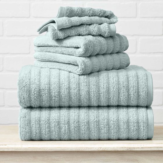 Better Homes And Gardens Extra Absorbent Textured Towel Collection