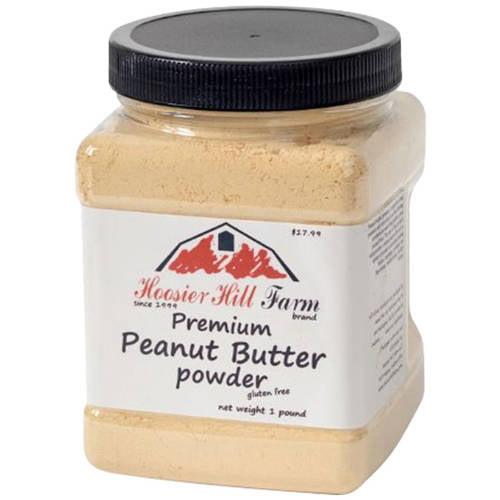 Hoosier Hill Farm Premium Peanut Butter Powder, 1 lb