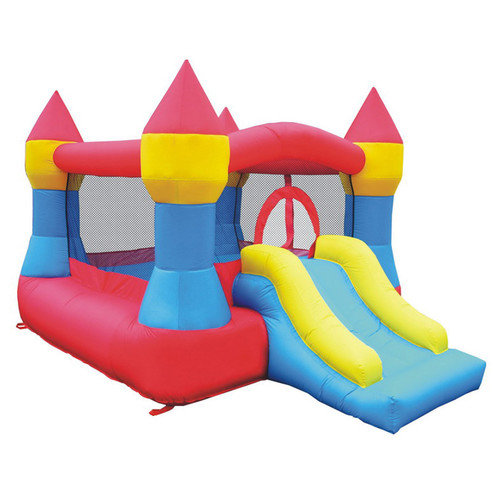 Kidwise Castle Bounce and Slide Inflatable Bounce House