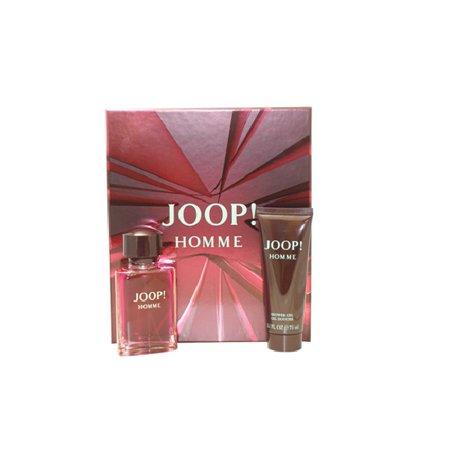 JOOP! Pour Homme 2.5 oz Shower Gel + 2.5 after shave Mens Cologne Gift SET NIB