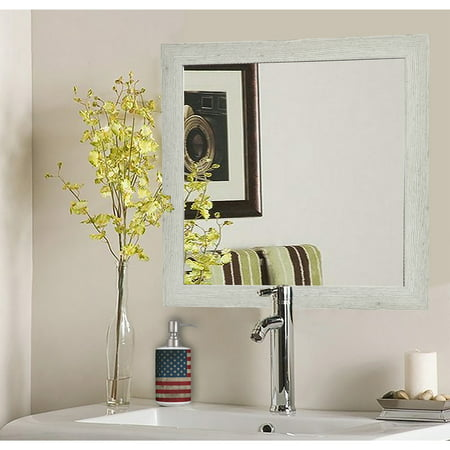 Rayne Mirrors American Made Antique Mirror, 35.5