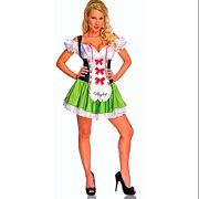 Playboy Sexy Tavern Beer Girl Dress Adult Costume