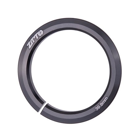 Bike Race Halloween 2 (Bicycle Tapered Fork Open Crown Race Replacement Headset Base Ring for 1.5 inch Fork 52mm 54mm Bike)