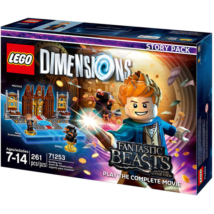 LEGO Dimensions Fantastic Beasts and Where to Find Them Story Pack (Universal)