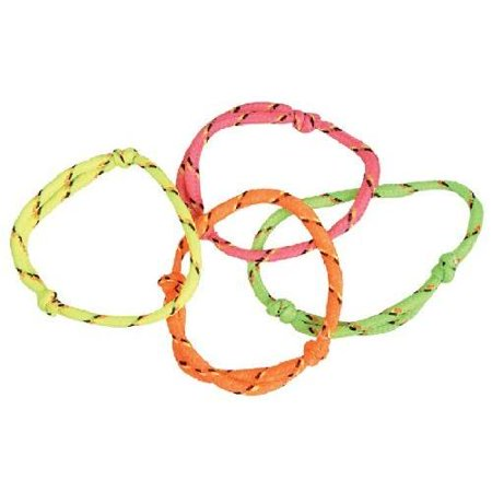 Neon Bracelets (~ 144 (1 Gross) ~ Neon Rope Friendship Bracelets ~)