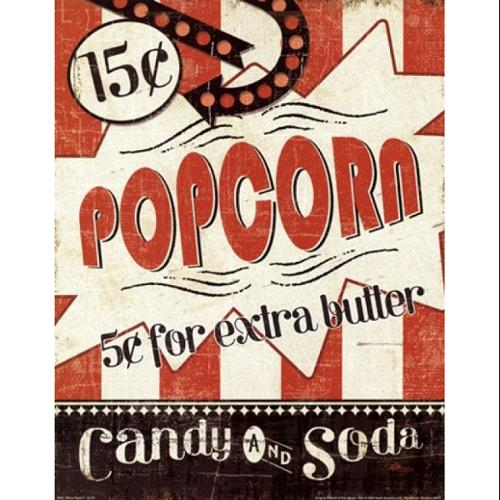 Movie Night II Poster Print by Pela (11 x 14)