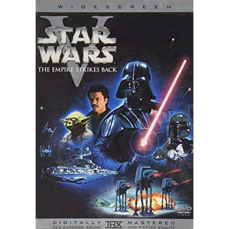 Star Wars, Episode V: The Empire Strikes Back (Widescreen Edition) [DVD]](Out Of The Box Halloween Episode)