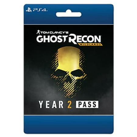 Tom Clancy's Ghost Recon Wildlands: Year 2 Pass , UbiSoft, Playstation 4, [Digital Download]