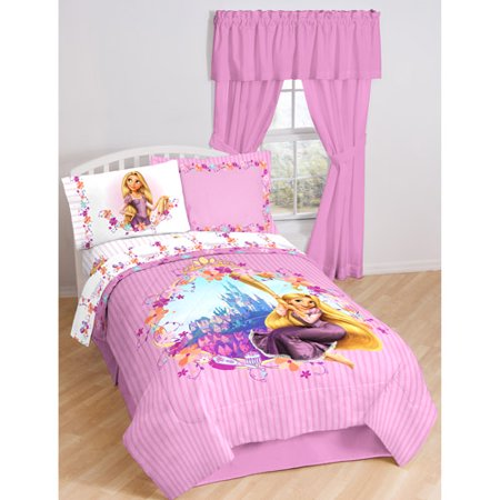 Rapunzel Twin Bedding Set