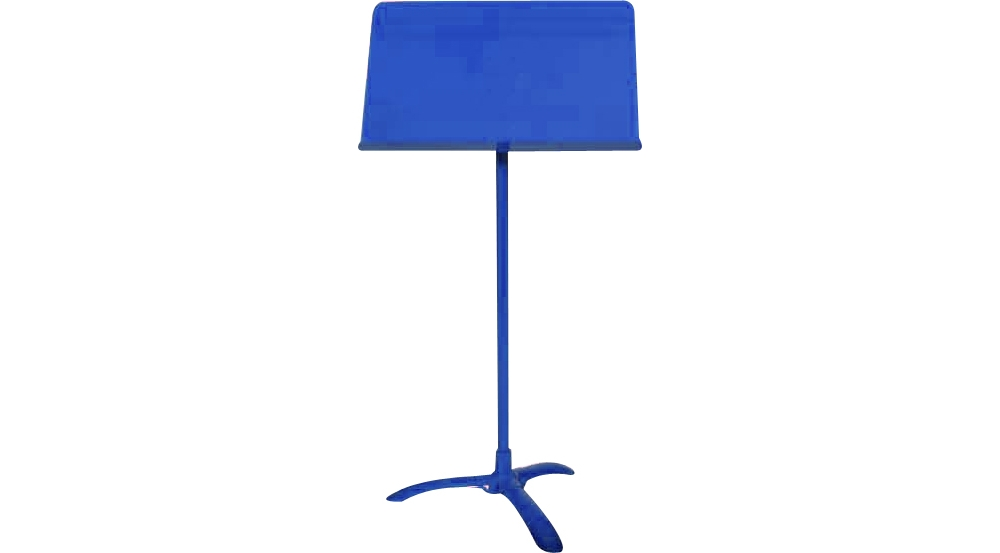 Manhasset M48 Colored Symphony Music Stand Blue by Manhasset