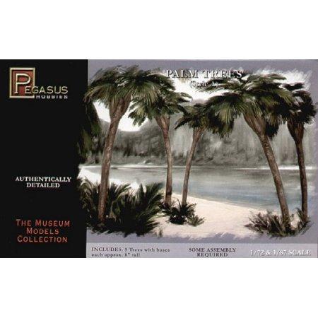 1/72-1/87 Palm Trees 5