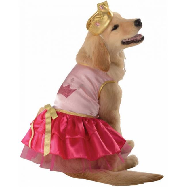 Costumes for all Occasions RU887803MD Pet Costume Princess Pup Md