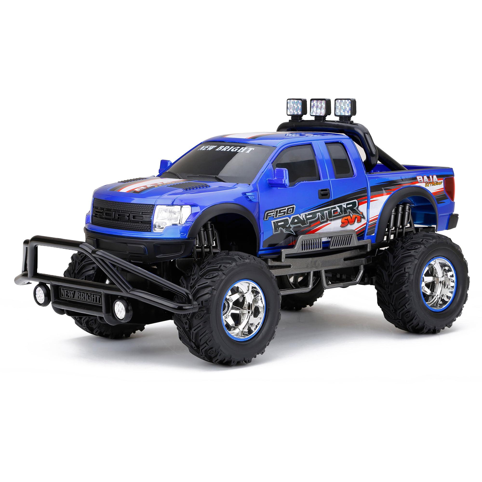Remote Control Truck Baja Extreme Mopar Ford Rapture Ram
