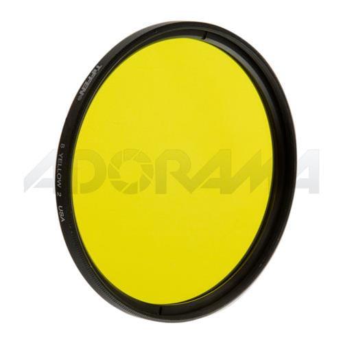 Tiffen 49mm #8 Glass Filter - Yellow