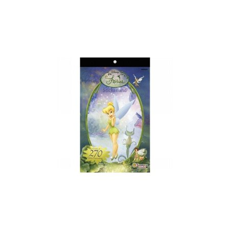 Disney Educational Products - Disney Tinkerbell Stickerland Over 270 ...