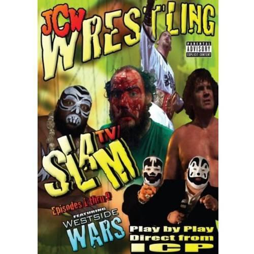 Insane Clown Posse: JCW Wrestling Slam TV Episodes 1-9 by RED DISTRIBUTION