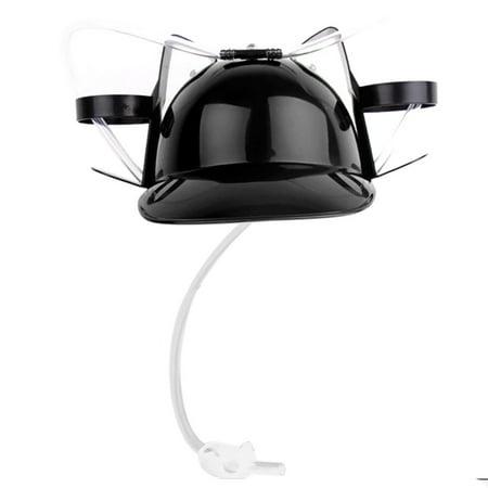 New Exotic Beer & Soda Guzzler Helmet & Drinking Hat Novelty Gift Toys - Soda Jerk Hats