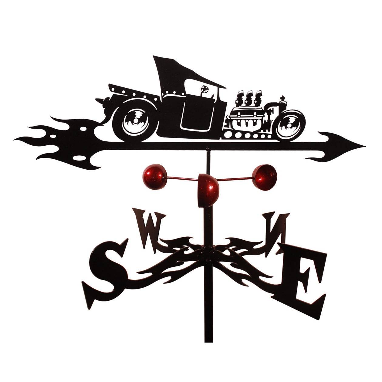 SWEN Products T-Bucket Rat Rod Weathervane by Overstock