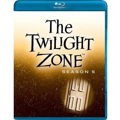 The Twilight Zone: Season Five (Blu-ray)