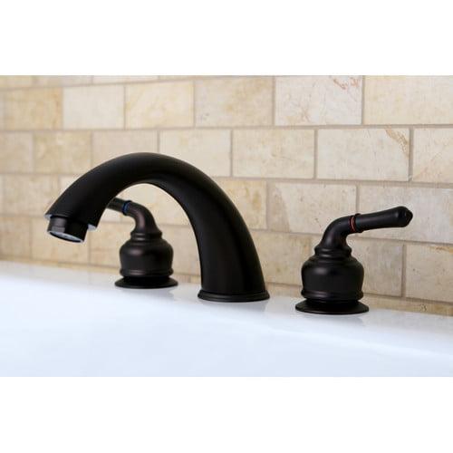 Kingston Brass Magellan Two Handle Roman Tub Faucet