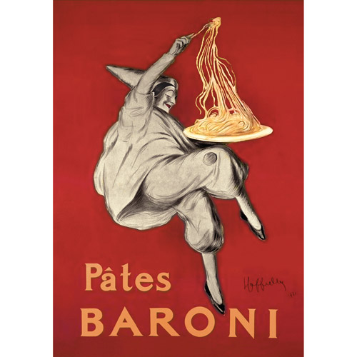 """Pates Baroni"" 16x20 Canvas Art by Generic"