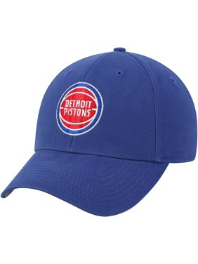b5cc2acd622d8 Product Image Men s Blue Detroit Pistons Mass Basic Adjustable Hat - OSFA