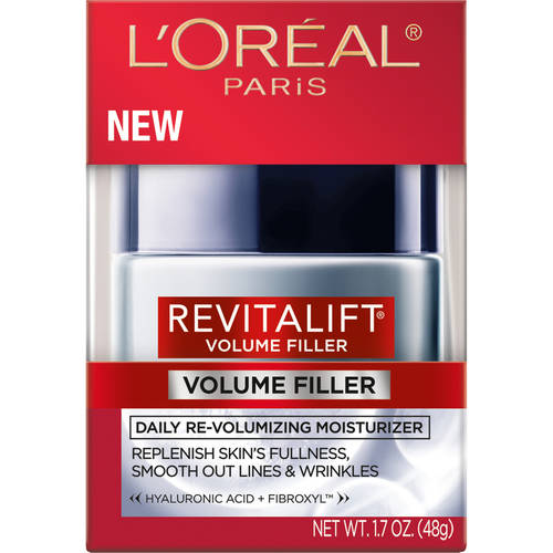 L'Oreal Paris Revitalift Volume Filler Daily Volumizing Moisturizer