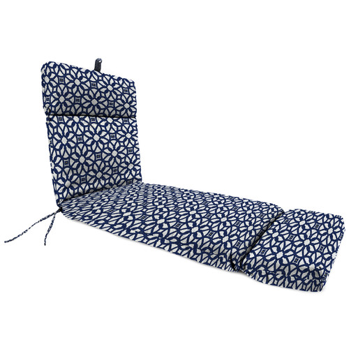Darby Home Co Indoor/Outdoor Sunbrella Chaise Lounge Cushion