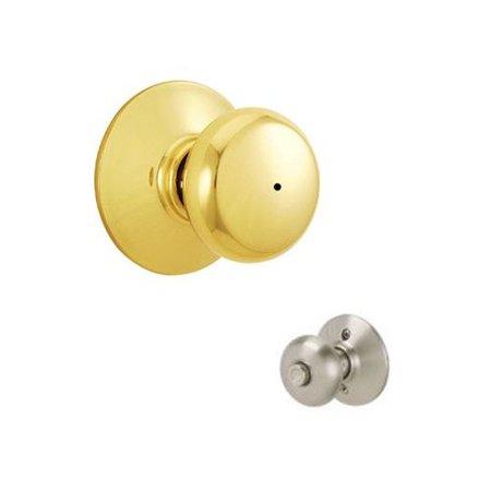 Schlage F40-PLY Plymouth Privacy Lock Door Knob Set - Walmart.com