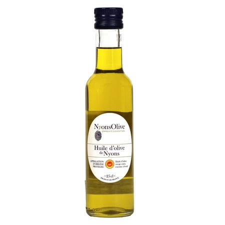 Gourmet Olive - Nyonsolive – Nyons Black Olives, 210g Jar