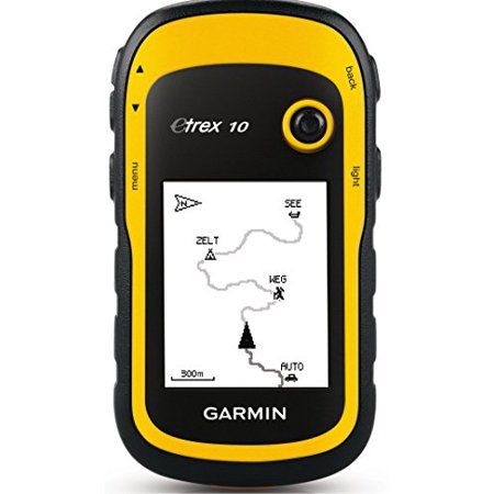 Garmin eTrex10 Handheld GPS