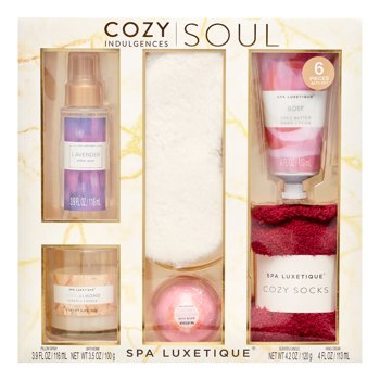 Spa Luxetique Cozy Indulgences 6 pieces SOUL Set