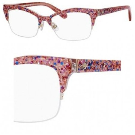 30e3799561 Eyeglasses Kate Spade Lyssa 0W55 Multi Glitter - Walmart.com