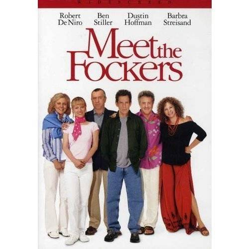 Meet The Fockers (Widescreen)
