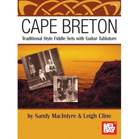 Cape Breton - Traditional Fiddle Sets with Guitar Tablature - - Guitar Fiddle
