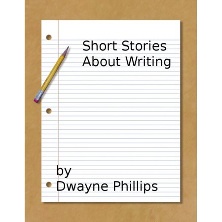 Short Stories About Writing - eBook (Writing A Halloween Short Story)