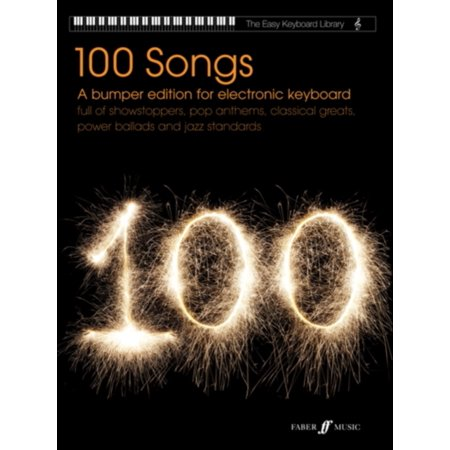 Easy Electronic (Easy Keyboard Library: 100 Songs (Electronic Keyboard) (Paperback))