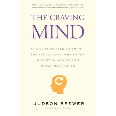 The Craving Mind : From Cigarettes to Smartphones to Love – Why We Get Hooked and How We Can Break Bad
