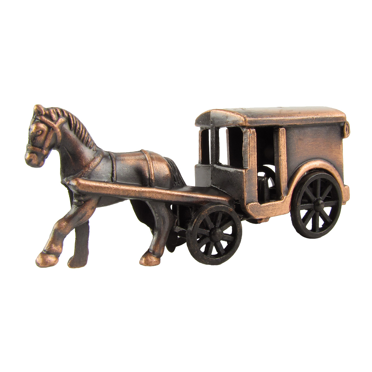 1:48 Scale O Gauge Model Train Accessory Amish Horse And Buggy Pencil Sharpener by