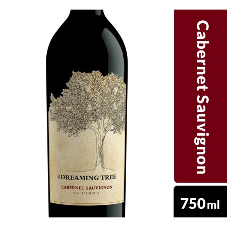 The Dreaming Tree Cabernet Sauvignon, Red Wine, 750 mL Bottle Summer Breeze Red Wine