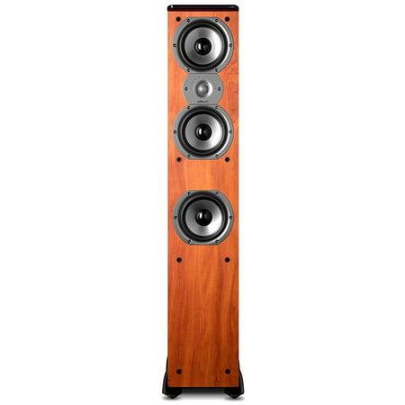 Polk Audio TSi 400 Cherry (Ea) Floorstanding Tower - 400 Cherry