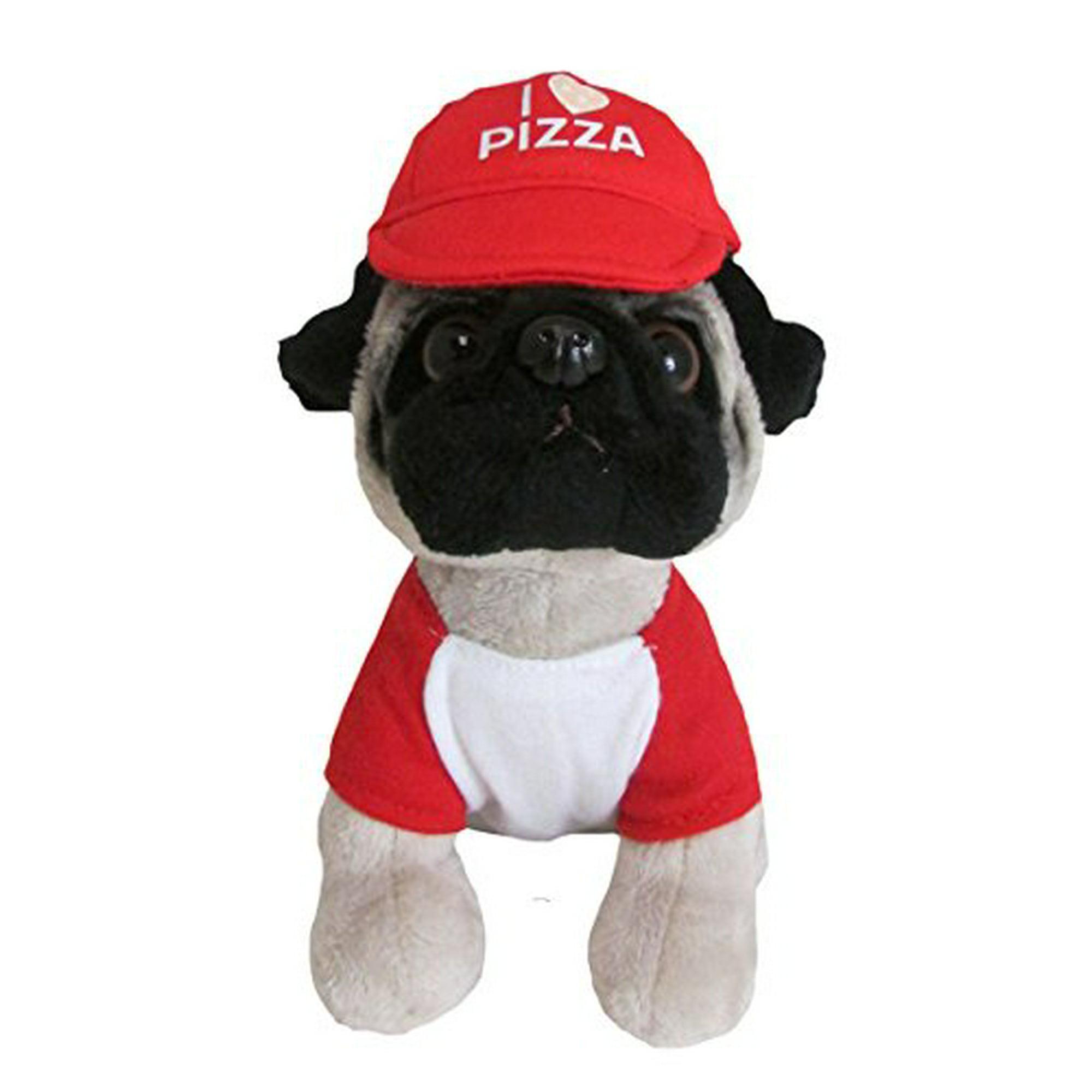 Realistic Pug Stuffed Animal, Doug The Pug Pizza Pug Plush Walmart Canada