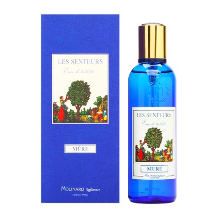 Les Senteurs Mure Blackberry by Molinard 3.3 oz Eau de Toilette Spray