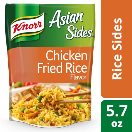 Knorr Chicken Fried Rice Asian Side Dish 5 7 Oz